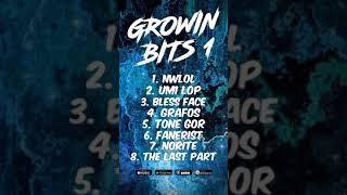 GROWIN BITS 1   Альбом битов, продажа в описании