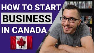 HOW to START a BUSINESS in CANADA // REGISTER Sole Proprietorship with CRA //Canadian Business Guide