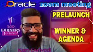 E-Oracle | Top Earners | PRE-LUANCH | WINNER | By ECN Chairman Mr.Karn Dwivedi | Rahul-+917204321080
