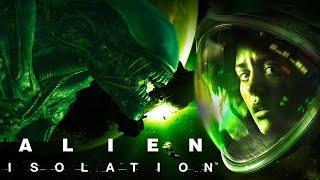 Прохождение Alien: Isolation на Русском Часть 1 (Вся в мать)