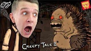 Нашел ТАИНСТВЕНЫЙ ДОМИК а внутри... - Creepy Tale 2 Часть #7