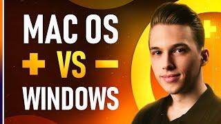 Mac OS или Windows для Дизайнера? 7 ЛЕТ РЕАЛЬНОЙ РАБОТЫ ЗА РАЗНЫМИ ОС