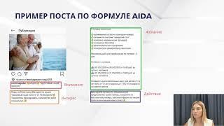Структура поста в Инстаграм по формуле AIDA | Бесплатный курс Продвижение Инстаграм