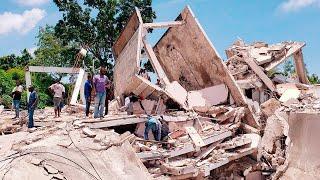 Более 700 человек погибли в результате страшного землетрясения на Гаити
