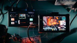 Feelworld Livepro L1 | Видео Микшер для OBS