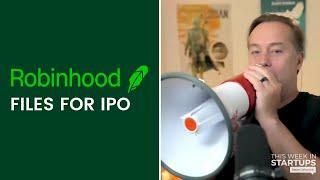 Emergency Pod! Robinhood files to go public: S-1 breakdown
