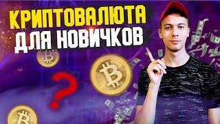 [CryptoSchool #1] С чего начать НОВИЧКУ? Какую криптовалюту купить? Стратегия инвестирования