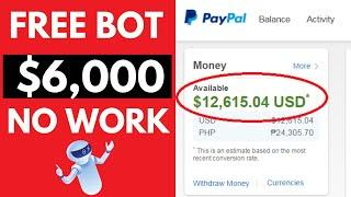 This FREE Bot Makes You $600 a Day! (Earn Money Online 2021)