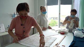 Многодетные женщины занимаются социальным предпринимательством в Казахстане