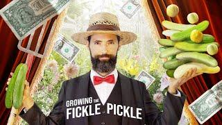 Cucumbers Made a Man Rich, after Bankrupting Him - Gardening Documentary