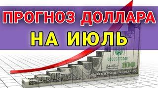 Прогноз курса доллара на июль 2021 года | Курс доллара на сегодня. Обвал рубля