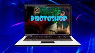 Эффект на фото в Photoshop