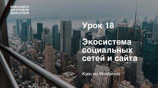 Продвижение сайта через социальные сети | Sukhanov Brothers