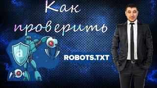 Как проверить есть на вашем сайте robots.txt #21