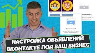Форматы таргетированной рекламы ВКонтакте: выбираем под свой бизнес