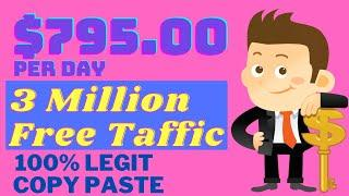 AFFILIATE MARKETING An Incredibly Easy Method That Works For All, Free Traffic, ClickBank