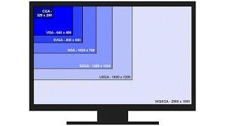Как изменить разрешение экрана windows 10 если два монитора Как поменять размер экрана Виндовс 10