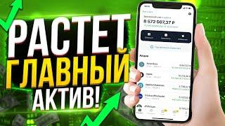 Максимум капитала! / Инвестиционный портфель / Тинькофф Инвестиции