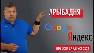 Новости Google и Яндекс за август: РКН выписывает штрафы, Дзен запустил свой ТикТок