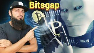 Bitsgap   торговля на рынке криптовалют с помощью робота + арбитраж