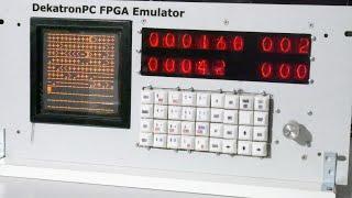 Эмулятор лампового компьютера. Часть 1
