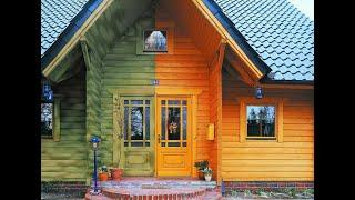 Покраска домов - живой результат продвижения сайта в ТОП 5 (АВГУСТ 2021)