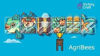 майнкрафт с модами // AgriBees