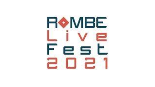 Rombe Live Fest 2021   Презентация Evilmun Family