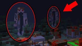 Гигантская Саманта в Этом Проклятом Сиде в майнкрафте! | Страшный Minecraft